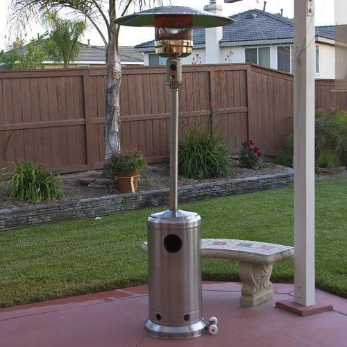 Best Choice Products® Stainless Steel Outdoor Patio Heater Propane LP Gas  Commercial Restaurant New