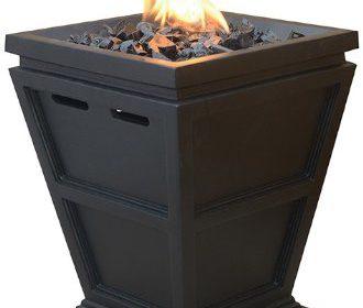 Endless Summer Glt1343sp Lp Gas Outdoor Table Top Fireplace